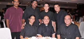 20130808_Post Ordination Lunch